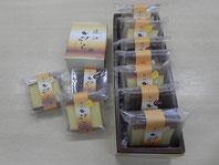遠江カステラ(プレーン・チョコレート・チーズ)
