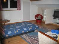 Frauchens Wohnzimmer