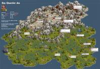 Taktikkarte mit Kanonen  GM & MDK (Klick zum Vergrößern)