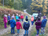 Waldtag, 1. Klasse