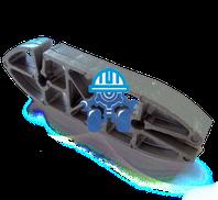 Separador doble malla DM