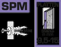 hier kann man Gipskartondübel SPM kaufen