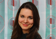 Projektmitarbeiterin Laura Burzywoda