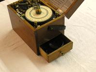Blitzableiter Prüfgerät der Fa. Paul Jordan Berlin Steglitz von ca. 1902