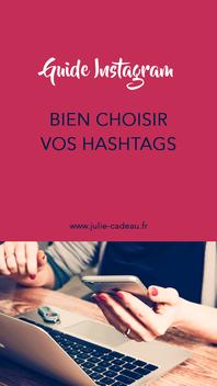 Bien choisir vos hashtags sur Instagram