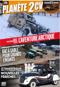 Newsletter Planète 2CV - N° 17