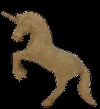 Bastelideen: Tiere aus Pappamché bemalen, bekneten oder mit Serviettentechnik bearbeiten