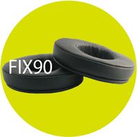 Fix90 Earpads (Audio Technica/Phonon)