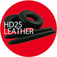 YAXI HD25 Learther Earpads  (Headcushions included)イヤーパッド レザー