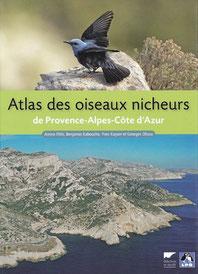 Atlas des oiseaux nicheurs de PACA