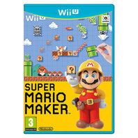 Super Mario Maker disponible ici.