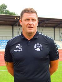 Trainer Patrick Wojwod sieht den VfB nicht chancenlos.