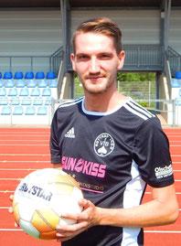 Sven Laufhütte zeigte nach Einwechslung eine starke Leistung und bereitete zwei Treffer vor.