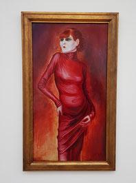 Портрет танцовщицы Аниты Бербер. Отто Дикс