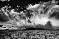 Mur de nuage