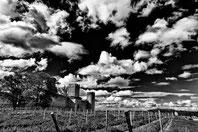Vieux chateau en pierre à Budos