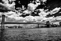 New York,pont de Brooklyn