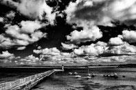 Entrée du port de Mogueriec