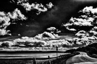 Vieille route de Carentec à Morlaix