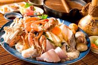 ちゃんこ鍋コース:和と酒馬乃屋