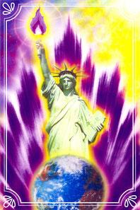 Madre Alexa - Diosa de la Libertad