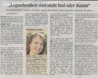 Die Presse (A), Montag, 16. 10. 2006