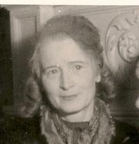 Helene Beer 1947