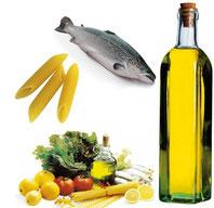 Differenze tra dieta a zona e dieta mediterranea