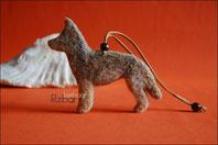 Tierhaarschmuck Schäferhund