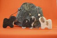 Tibet Terrier Filz