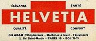 Logo de la marque Helvetia