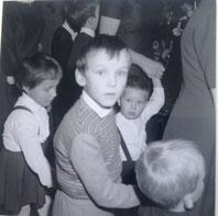 Læk Danske Skole, julefest 1966