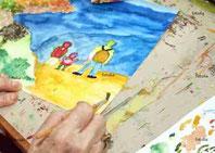 富山県美術絵画教室