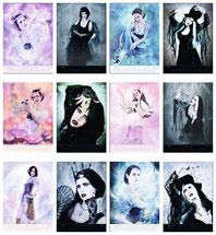 Ravienne Art Kalender - Fotos, Hexen & Elfen