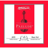 Prelude Double Bass Strings