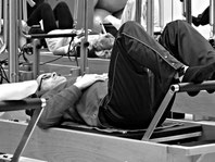 Pilates Up Entrenamiento