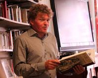 Un spectacle de lecture : Jean de La Fontaine