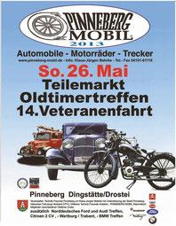 Pinneberg Oldtimertreffen 26.05.2013