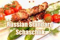 Russian Standard RUB BBQ GRILL Schaschlik Klassisch