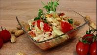 Thai Som Tam Thailändischer Kohlrabi Salat Rezept