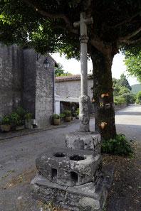 Mesure à grains médiévale située à Valcabrère, tout près de Saint Bertrand de Comminges