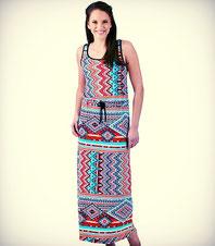 Sommerkleid im Ethno-Stil gefunden bei Trigema (Klick aufs Bild)