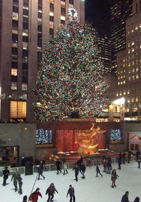 Rockefeller plaza 2011 - New York