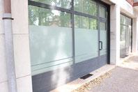 vetrina Ufficio/negozio via Mentana