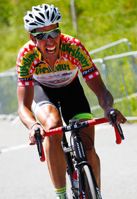 Ö-Tour-Sieger: Victor De La Parte stürmt zu Streckenrekord und Sieg auf das Kitzbüheler Horn ©Sabine Jacob/EURAC