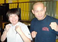 桜島なおき選手