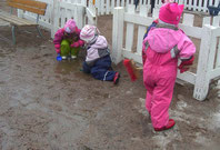 Der Schulden-gebremste Kindergarten - Kinderbetreuung - Symbolfoto: spagra