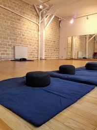 Salle de méditation à Paris 14e