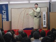 桂吉坊さん(2020年10月21日)