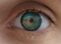 Wer hat mich da im Auge ?